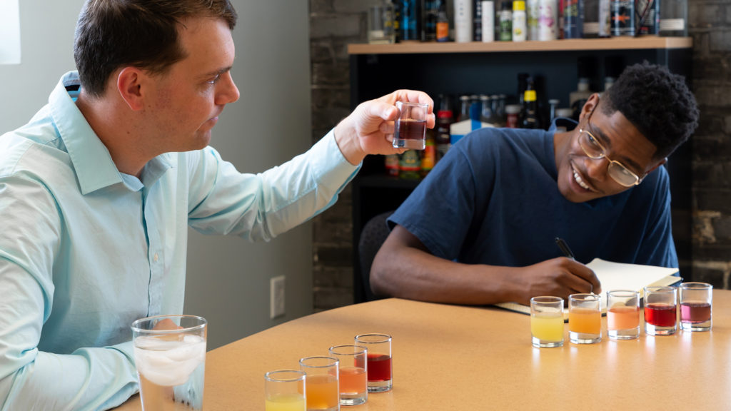 how to start a beverage company
